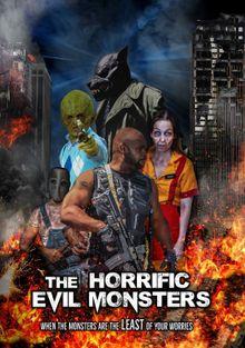 Ужасающие чудовища, 2021