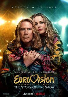 Евровидение: История огненной саги, 2020