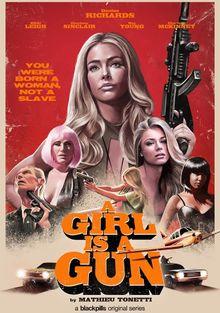 Девушка-пушка, 2017