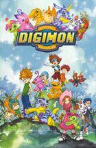 Приключения Дигимонов