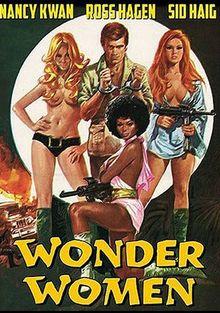 Чудо-женщины, 1973