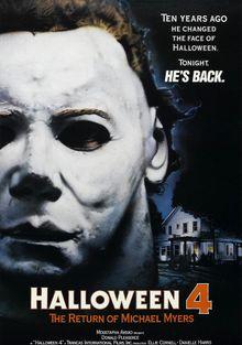 Хэллоуин 4: Возвращение Майкла Майерса, 1988