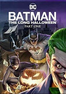 Бэтмен: Долгий Хэллоуин. Часть 1, 2021