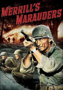 Мародеры Меррилла, 1962