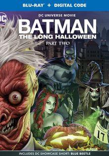 Бэтмен. Долгий Хэллоуин. Часть 2, 2021