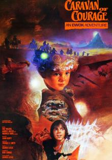 Приключения эвоков, 1984