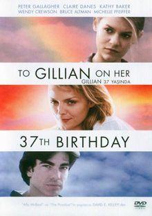 Джиллиан на день рождения, 1996