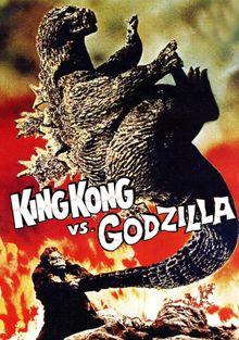Кинг Конг против Годзиллы, 1962