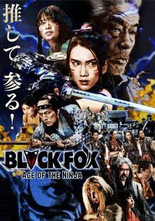 Чёрная лиса: Эпоха ниндзя, 2019