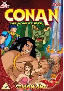 Конан: Искатель приключений, 1992