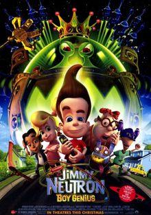 Джимми Нейтрон: Мальчик-гений, 2001
