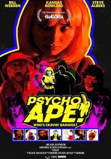 Обезьяна-психопат!, 2020
