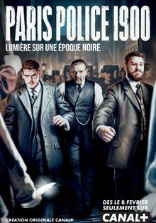 Парижская полиция 1900, 2021