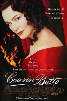 Кузина Бетта, 1997
