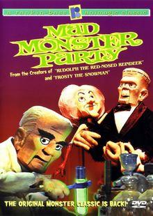Сумасшедшая вечеринка чудовищ, 1967
