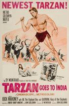 Тарзан едет в Индию
