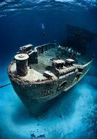 В поисках затонувших кораблей