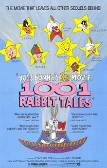 1001 сказка Багза Банни, 1982
