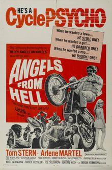 Ангелы из ада, 1968