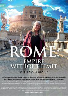 BBC: Безграничная Римская империя с Мэри Бирд, 2015