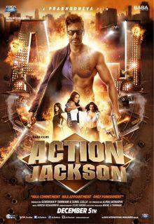 Боевик Джексон, 2014