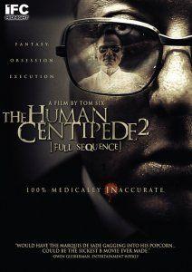 Человеческая многоножка 2, 2011