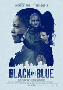 Чёрный и синий, 2019