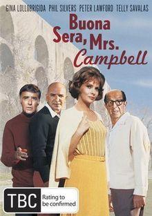 Доброго вечера, миссис Кэмпбелл, 1968