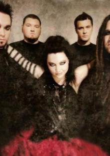 Evanescence - Anywhere But Home Live in Paris, 2004