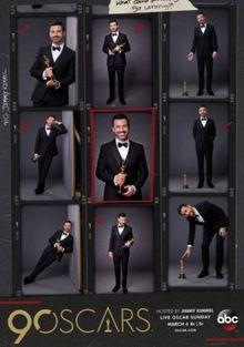 90-я церемония вручения премии «Оскар», 2018