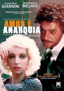 Фильм любви и анархии, или Сегодня в десять утра на Виа деи Фьори в известном доме терпимости, 1973