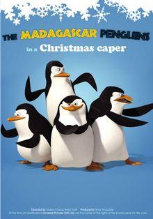 Пингвины из Мадагаскара в рождественских приключениях, 2005