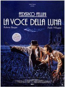 Голос луны, 1990