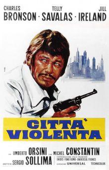 Город насилия, 1970