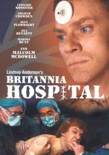 Госпиталь «Британия», 1982