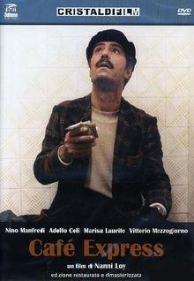 Кафе–экспресс, 1980