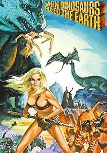 Когда на земле царили динозавры, 1970