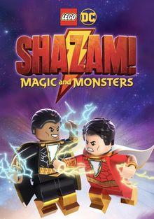 Лего Шазам: Магия и монстры, 2020