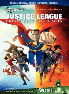 Лига Справедливости: Кризис двух миров, 2010