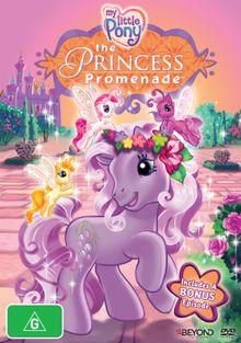 Мой маленький пони: Прогулка принцессы, 2006