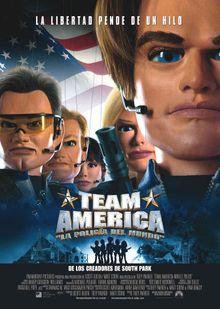 Отряд «Америка»: Всемирная полиция, 2004