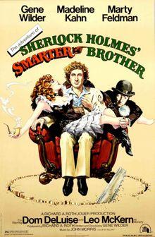 Приключения хитроумного брата Шерлока Холмса, 1975