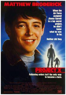 Проект Икс, 1987