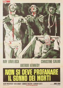 Пускай мертвые лежат в могилах, 1974