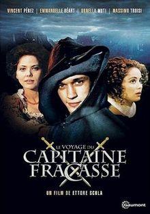 Путешествие капитана Фракасса, 1990