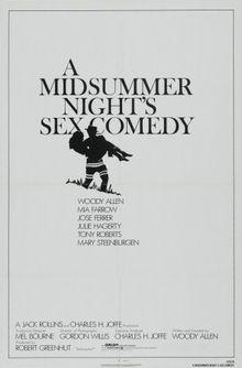 Сексуальная комедия в летнюю ночь, 1982