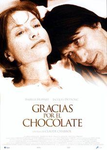 Спасибо за шоколад, 2000