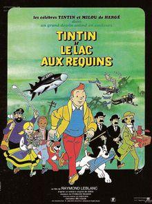 Тинтин и озеро акул, 1972