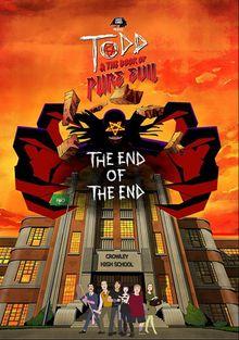 Тодд и книга чистого зла: конец конца, 2017