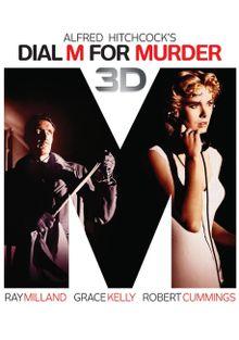 В случае убийства набирайте «М», 1954